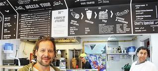 Fast Food: Falafel gegen Burger