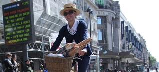 Paris: Fahrräder sollen künftig Vorrang haben