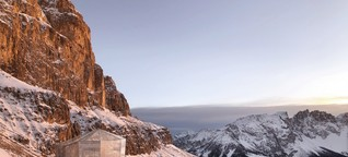 Passt moderne Architektur in die Berge?