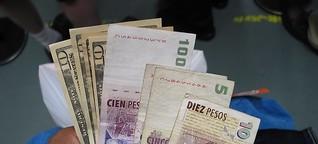 Regierung in Argentinien schränkt Devisenverkehr ein