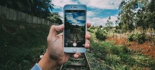 Die Smartphone Diät: Wie sie funktioniert und was sie bringt