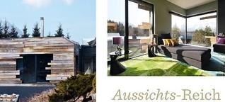 Ein Haus in Kitzbühel