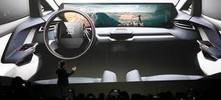Byton: Das Weltauto aus China