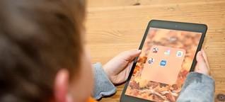 Digitales Familienleben: Darf ich mein Kind alleine vor das Tablet setzen?