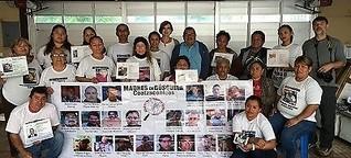 Gerechtigkeit für die Verschwundenen