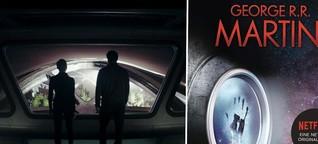 """Psycho-Thriller im Weltraum: George R. R. Martins """"Nightflyers"""" gibt es jetzt als Serie auf Netflix - WELT"""