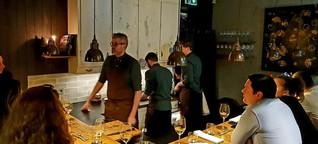 Elf Gäste - ausgebucht! Das kleinste Restaurant Islands