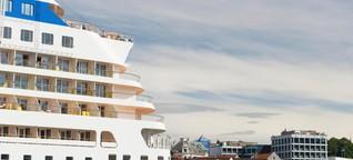 """Stavanger, Norwegen: """"Kreuzfahrtschiffe zerstören unsere Idylle"""