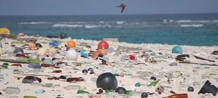 Recycling: Die Plastikfischer