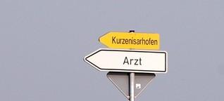 Ärzte im Landkreis Dachau: Lange Wege, volle Wartesäle