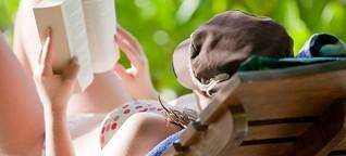 Fünf Tipps für die Sommerlektüre: Das sind Geschichten
