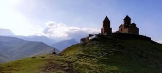 Georgien - 11 Tipps für eure Reise in den Kaukasus