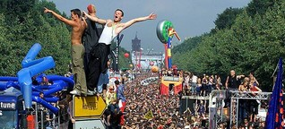 Berlin soll wieder eine Loveparade bekommen