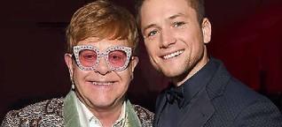 Der Mann, der Sir Elton abheben lässt