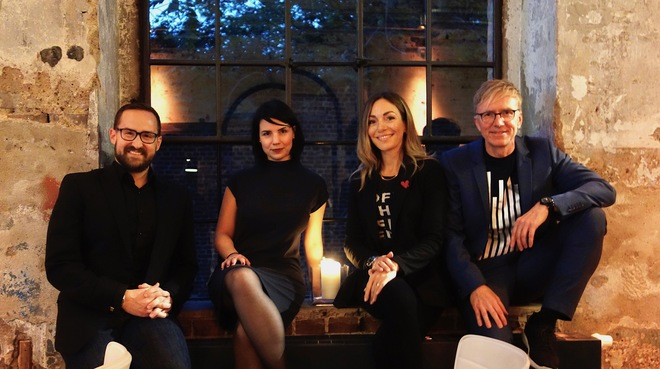 Konzeption & Moderation Literaturshow Crime Cologne