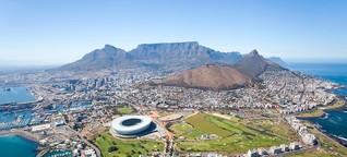 Weniger Buchungen wegen Dürre in Kapstadt