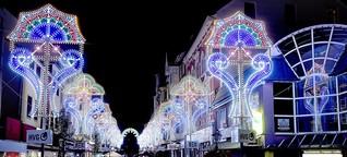 Hasper Lichter ziehen die Menschen wie magisch an