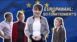Europawahl: Was hat die EU mit mir zu tun? | M94.5-Reportage