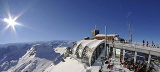 Klimawandel in Bayern: Felssturzgefahr in den Alpen