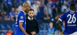 Unentschieden gegen den FC Porto: Die Leiden des Naldo