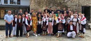 Über Grenzen hinweg: KAS-Stipendiaten zu Besuch in Bosnien-Herzegowina