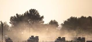 Einmarsch der Türkei in Syrien: Während ich schreibe, hat der Krieg begonnen - SPIEGEL ONLINE - Kultur
