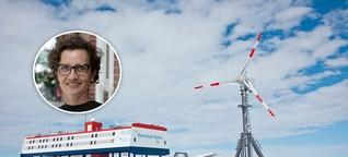 Leben in der Antarktis: Anruf bei einer Ärztin auf der Neumayer-Station III