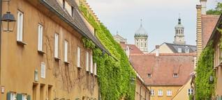 Leben und Helfen in der ältesten Sozialsiedlung der Welt | Sagwas.net