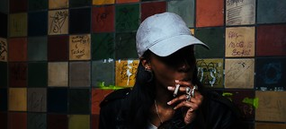 """Angel Haze Interview // """"I rap better than 80% of these dudes"""""""