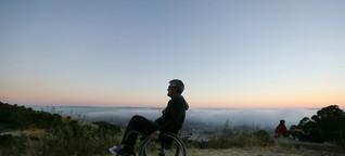 Querschnittlähmung: Vom Traum, wieder laufen zu können