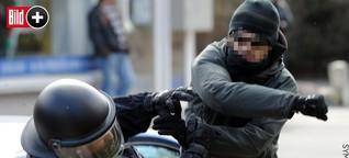"""Psychiater: """"Traumatisierte Polizisten werden gemobbt"""""""