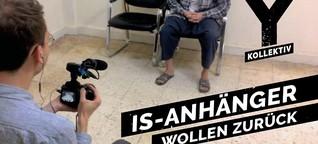 Gefangen in Syrien - Sollen wir die Deutschen vom IS nach Hause holen