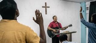 Sri Lankas Drogenproblem - Heroin, Todesstrafe und Gebete