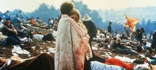 50 Jahre nach Festival: Warum junge Leute Woodstock heute noch feiern