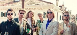 Roberto Bianco & die Abbrunzati Boys: Diese Band will Italo-Schlager wieder cool machen