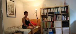 Zuhause bei Fremden: Couchsurfer aus der Region erzählen