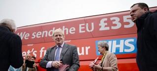 Brexit und der NHS - Am Abgrund