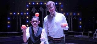 Miguel in der Manege - Mein Leben im Zirkus