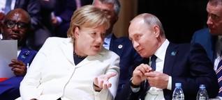 Asowsches Meer: Warum gerade Deutschland Druck auf Moskau machen kann