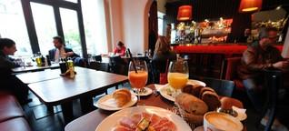 La Stanza im Lehel: Beim Frühstück von Italien träumen