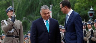 Was sich Osteuropas Hardliner von von der Leyen erhoffen