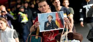 Deutschland und die Flüchtlinge: Wie 2015 das Land veränderte