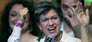 Kommunalwahl in Kolumbien: Erste offen lesbische Frau im Amt