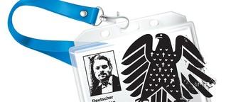 Risiko im Reichstag