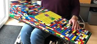 Legosteine für Barrierefreiheit