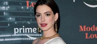 """Anne Hathaway: """"Nach dem Dreh musste ich für ein paar Tage im Bett bleiben"""""""