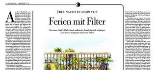 Ferien mit Filter