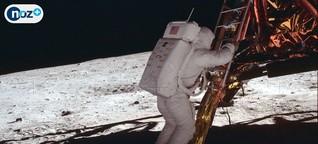 """""""Der Adler ist gelandet"""": Die erste Mondlandung in Bildern und Videos"""