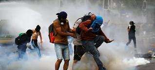 """Lehrer in Chile: """"Wenn dein Vater arm war, wirst du wahrscheinlich auch arm"""""""