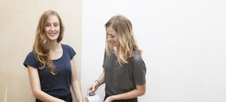 Zwei Gründerinnen verschicken Deo zum Selbermachen